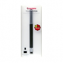 Touch pen black 2 in 1