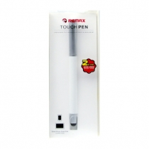 Touch pen white 2 in 1