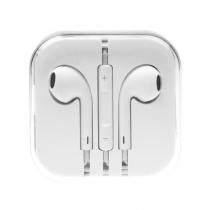Earphone white