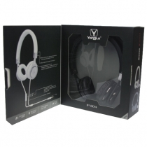 Headphone stereo Yongle black