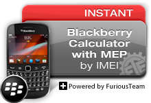 BlackBerry Calculator by MEP