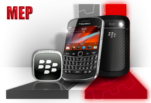 BlackBerry MEP Unlock Codes