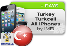 Turkey Turkcell All iPhones