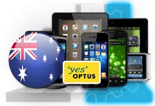 Australia Optus Generic