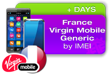 France Virgin Mobile Generic