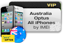 Australia Optus All iPhones VIP