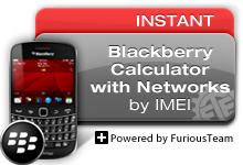 Blackberry by networks