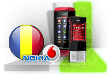 Romania Vodafone All Nokia except Lumia