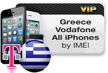 Greece T-Mobile All iPhones VIP