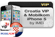 Croatia VIP | Mobilkom iPhone 5