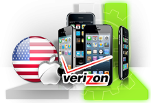 USA Verizon All iPhones