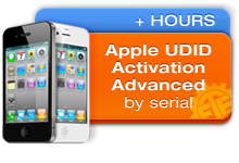 Apple UDID Activation Advanced