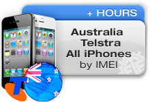 Australia Telstra All iPhones