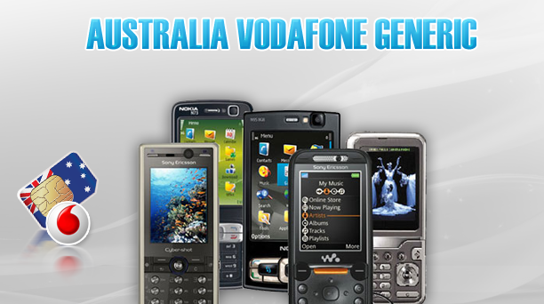 Australia 3 | Vodafone Generic