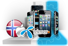 Norway Telenor All iPhones