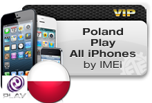 Poland Play all iPhones VIP