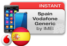 Spain Vodafone Generic Instant