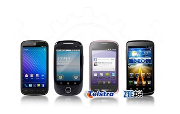 ZTE Telstra Android