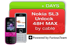 Nokia SL3 Unlock 48H MAX