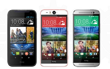 HTC Unlock Codes New Models