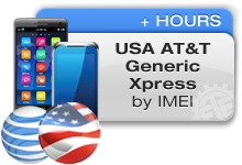 USA AT&T Generic Xpress