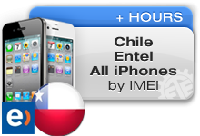 Chile Entel All iPhones