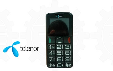 Telenor 100 ( PROC08AU001.133 ) Senior Mobile - Unlock Codes