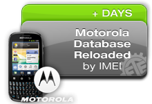Motorola Database Reloaded