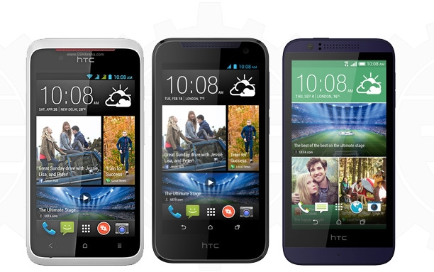 HTC 210 310 320 510 516 526G+ 616 620G+ 626G+ 626PH 816G Codes de Déblocages
