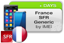 France SFR Generic
