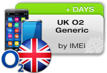 UK O2 Generic