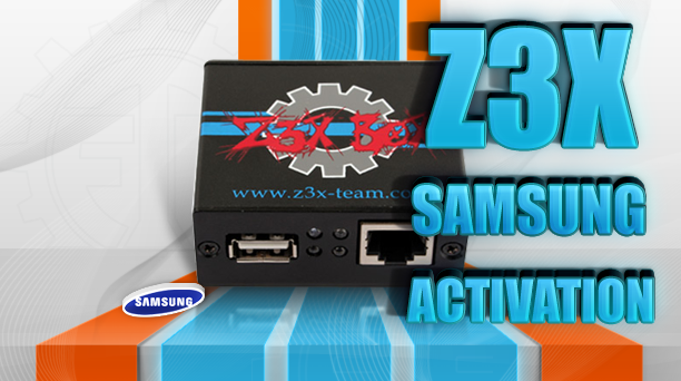 Z3X Samsung Activation