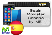 Spain Movistar Generic VIP