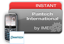 Pantech Calculator