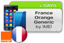 France Orange Generic