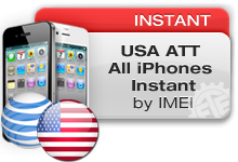 USA AT&T All iPhones Instant