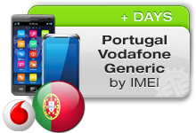 Portugal Vodafone Generic