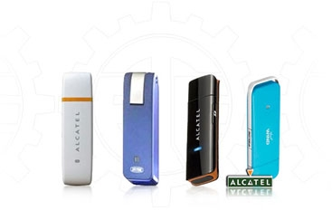 Alcatel USB Modem Unlock Codes