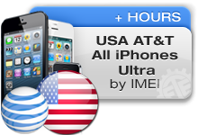 USA AT&T All iPhones ULTRA