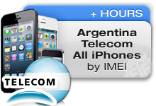 Argentina Telecom Personal All iPhones