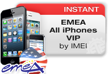 EMEA All iPhones VIP