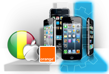 Mali Orange All iPhones